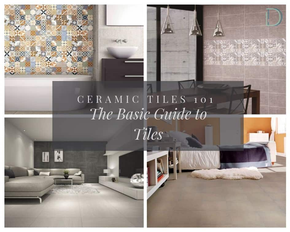 Basic Guide to Ceramic Tiles Cover Photo