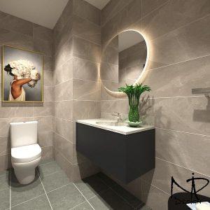 Urbanity (Urband Design Style) Bathroom