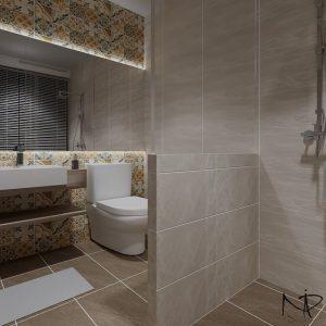 Reminisce (Urban Heritage Style Bathroom)