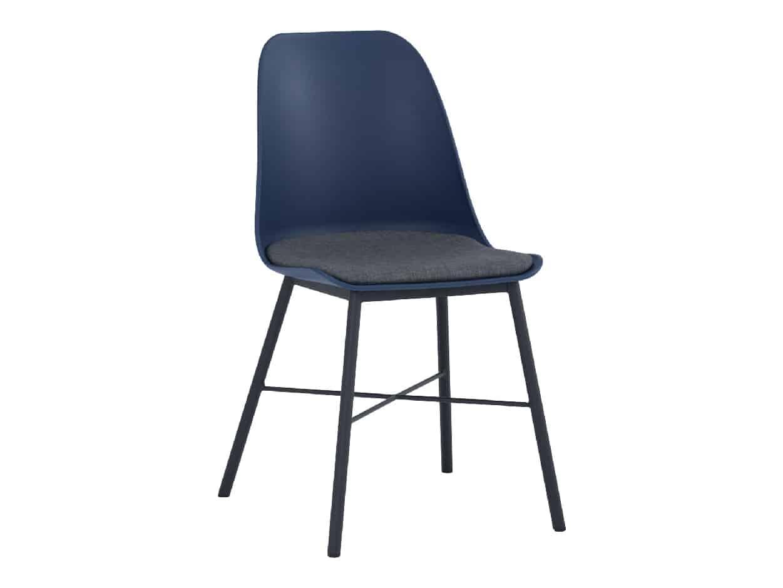 Luooma_Laxmi Dining Chair Dark Blue