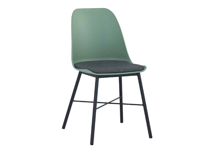 Luooma_Laxmi Dining Chair Green