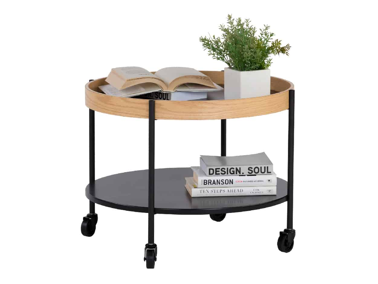 Luooma_Mendel Round Coffee Table