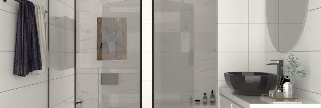 Minimalistic Luxury Front View